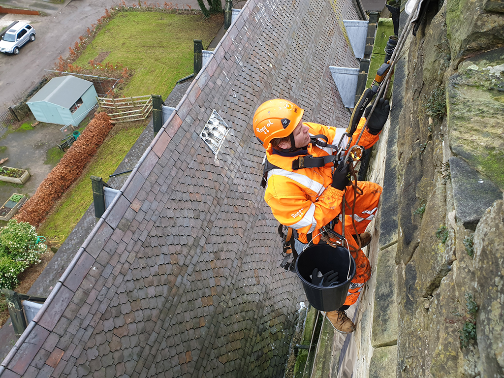 MaintenanceBooker | Gutter Cleaning at St Peter's, Macclesfield