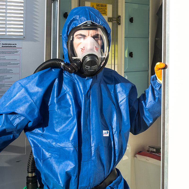 Asbestos Surveys and Removal